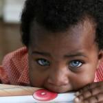 Este foi eleito o bebê mais fofo do mundo (Foto:Divulgação)