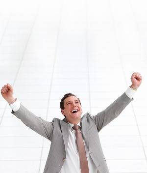 Satisfação do sucesso profissional (Foto: Divulgação)