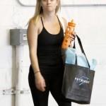 Reese Witherspoon saindo da academia (Foto:Divulgação)