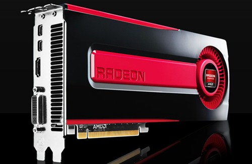 AMD Radeon HD 7970, a placa de vídeo mais rápida do mundo