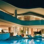 Luxuosa casa com piscina (Foto:Divulgação)