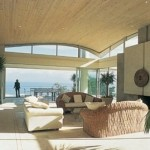 Interior de uma casa luxuosa (Foto:Divulgação)