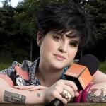 Kelly Osbourne possui muitas tatuagens, mas já removeu algumas (Foto:Divulgação)