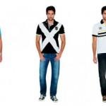 Modelos masculinos, a Sawary aposta em modelos tradicionais atualizados com efeitos de lavagem clara e black denin com efeito stonewashed