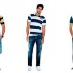 Os efeitos são muitos e dão aquele visual jovem e casual, mas elegante que só o jeans consegue
