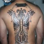 Tatuagem masculina (Foto:Divulgação)