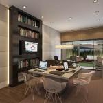 Móveis causam impacto essencial na decoração de lofts