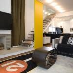 A decoração de lofts deve seguir a personalidade do proprietário