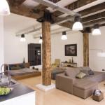 Um ambiente integrado e elegante