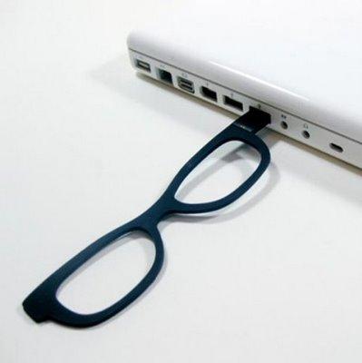 Pen drive de óculos (Foto:Divulgação)