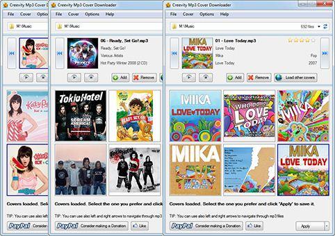 Adicione imagens aos seus arquivos MP3