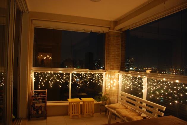 As luzes não podem faltar (Foto: Divulgação)
