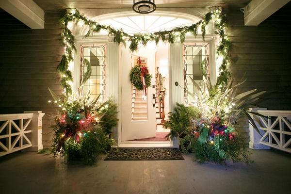 Decora a entrada da sua casa para o Natal com Muito estilo (Foto: Divulgação)