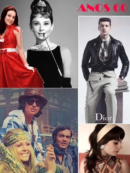 Festas dos anos 60,70 ou 80 com qual roupa devo ir 1