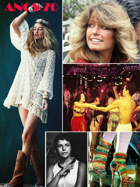 Festas dos anos 60,70 ou 80 com qual roupa devo ir 4