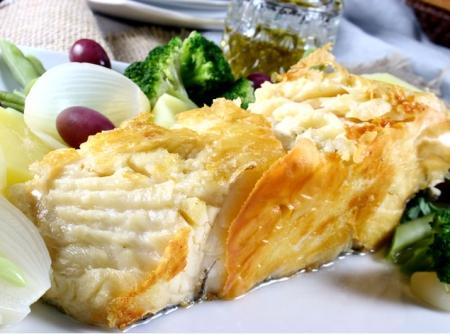 Receita deliciosa de bacalhau (Foto: Divulgação)