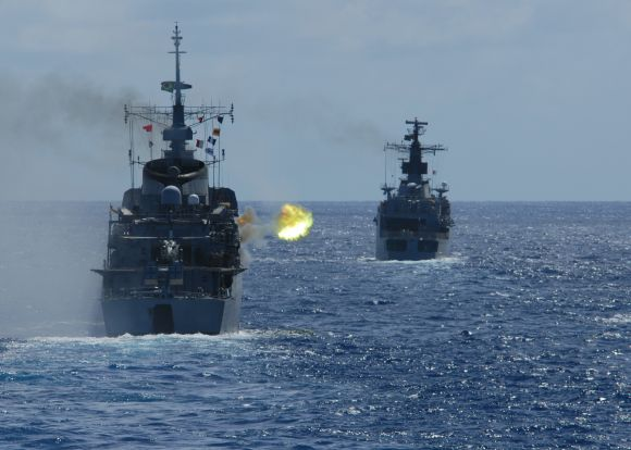 A carreira militar na Marinha é muito procurada (Foto Ilustrativa)