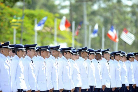 Diversos concursos públicos fazem seleção para a Marinha, o Exército e a Aeronáutica (Foto Ilustrativa)