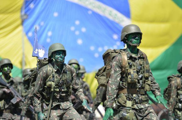Como ingressar na carreira militar (Foto Ilustrativa)