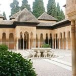 Alhambra em Granada, Espanha (Foto:Divulgação)