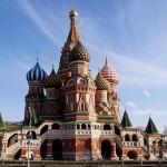 Catedral de São Basílio, Moscou (Foto:Divulgação)