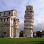 Torre de Pisa, na Itália (Foto:Divulgação)