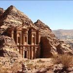 Petra, na Jordânia (Foto:Divulgação)