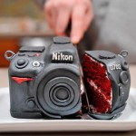 Bolo câmera Nikon (Foto:Divulgação)