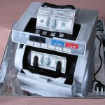 Bolo máquina de contar dinheiro (Foto:Divulgação)