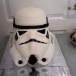 Bolo Clone, do Star Wars(Foto:Divulgação)