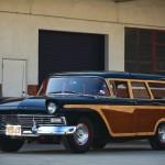 Ford Country Squire 1957 (Foto:Divulgação)
