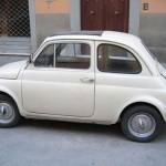 Fiat 500 clássico (Foto:Divulgação)