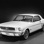Ford Mustang 1964 (Foto:Divulgação)