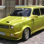 Fiat 147 tunado.