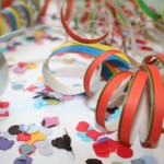 Muito confete e serpentina no seu Carnaval. (Foto: Divulgação)