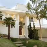 A tendência é casa modulada sem telhado aparente.
