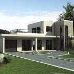 Design moderno e facil construção.