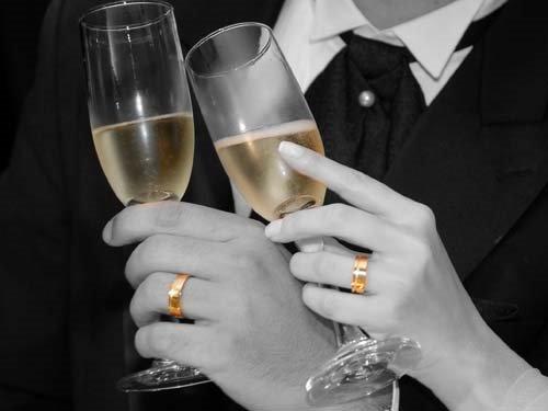 Escolhendo o buffet de casamento (Foto: Divulgação)