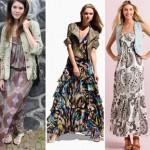 Como usar maxi vestidos