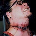 Tatuagem horripilante