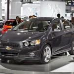SONIC GM 2012 – Fotos, preços, lançamento