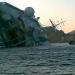 Operação de resgate aos passageiros e tripulantes do Costa Concordia