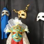 Modelos de máscaras para o Carnaval