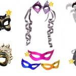 Modelos de máscaras para os olhos