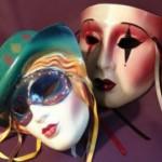 Sugestão criativa para máscaras de Carnaval