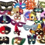 Diversos modelos de máscaras