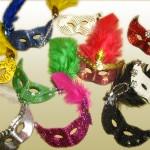 Modelos de máscaras de Carnaval