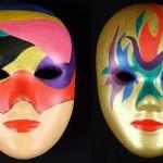 Máscaras artersanais