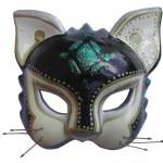 Máscara de Gato Veneziano. (Foto: Divulgação)