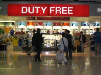 Duty Free oferece produtos importados a preços mais em conta